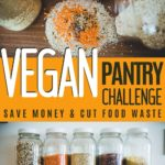 Vegan Pantry Challenge Pinterest