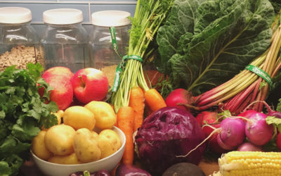 Buy your kale and eat it too: avoid food waste with these useful vegan meal planning habits
