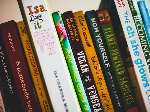 Vegan cooking for beginners - Cookbooks