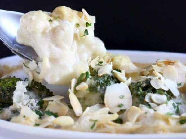 How to eat more greens - Rhian's recipes - Cauliflower gratin