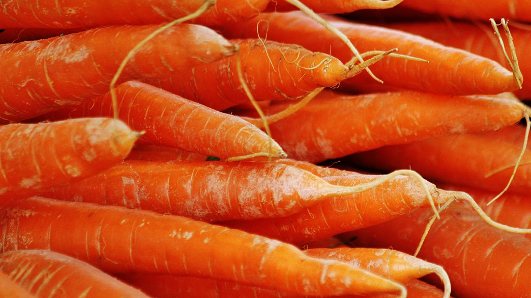 Got carrots? Here are some vegan recipe ideas.
