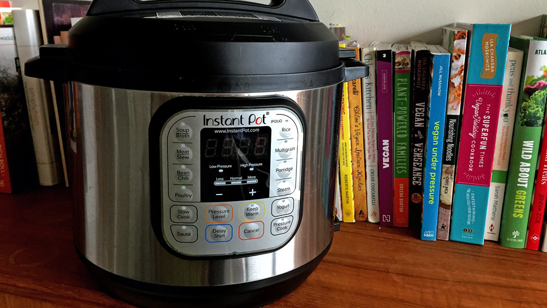 Should I get an Instant Pot? What's a vegan to do (no affiliate links!)