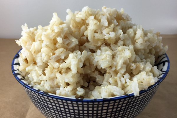 Healthiest and easiest way to cook brown rice
