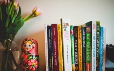 My 3 best vegan cookbooks, and more (even if I don't need another recipe) – no affiliate links!