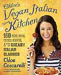 Best vegan cookbooks - Chloe's Vegan Italian Kitchen
