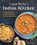Best vegan cookbooks - Vegan Richa's Indian Kitchen