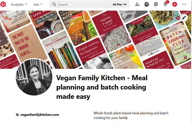 My vegan meal planning routine - Follow me on Pinterest