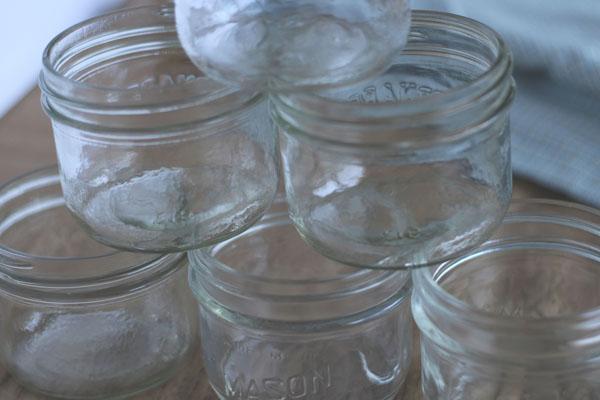 Vegan Overnight Oats Batch Prep - Jars