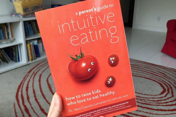 Vegan pediatrician feeds her family - Dr Yami interview - Book cover