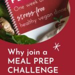 Reasons to do a vegan meal prep challenge