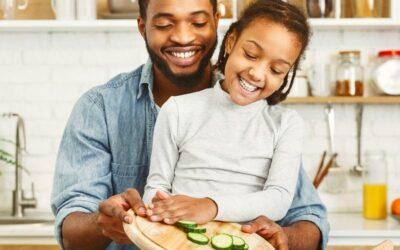 Teaching kids to cook: the kitchen internship method, with Dr. Pamela Fergusson, RD