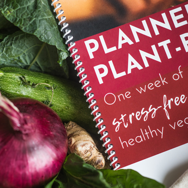 Vegan meal plans - Planned & Plant-based