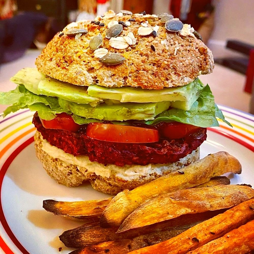 Vegan meal plans - BBB Burgers