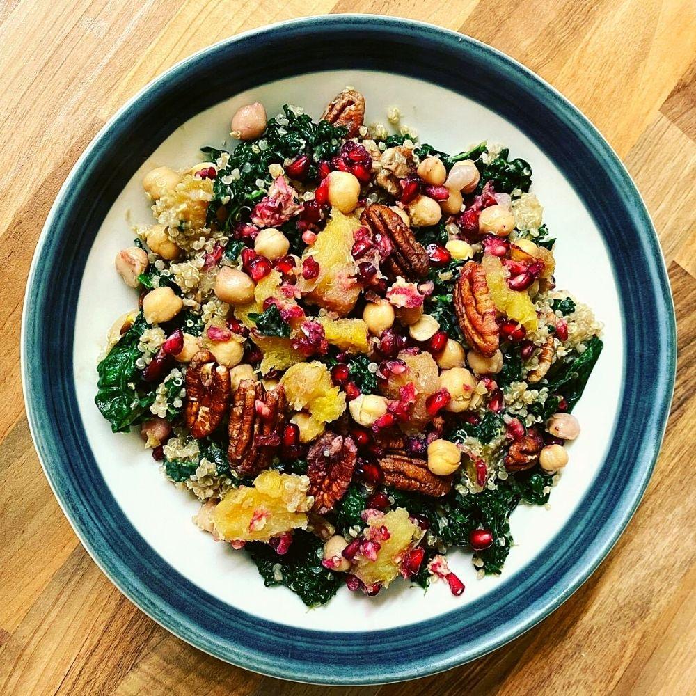 Vegan meal plans -Sparkling salad