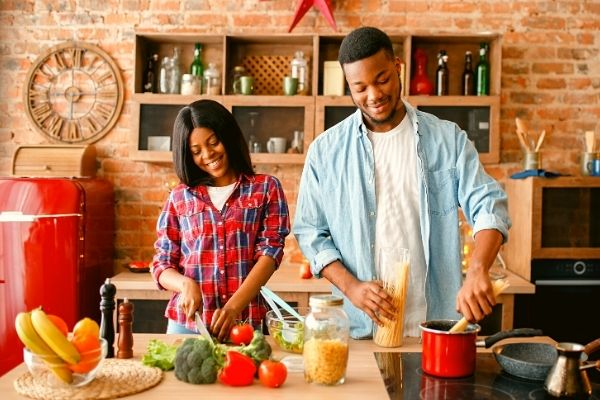 Eco-friendly eating habits: Take the time to cook