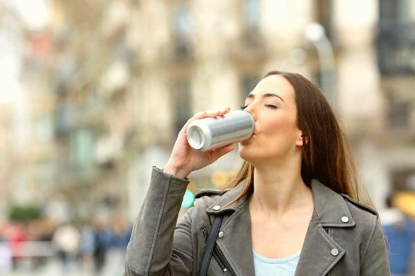 Eco-friendly eating habits - Drink water