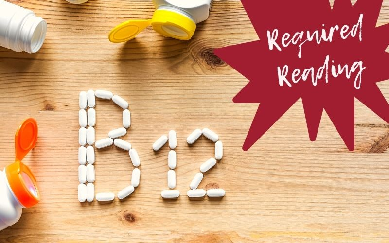Should I supplement B12? (No affiliate links.)