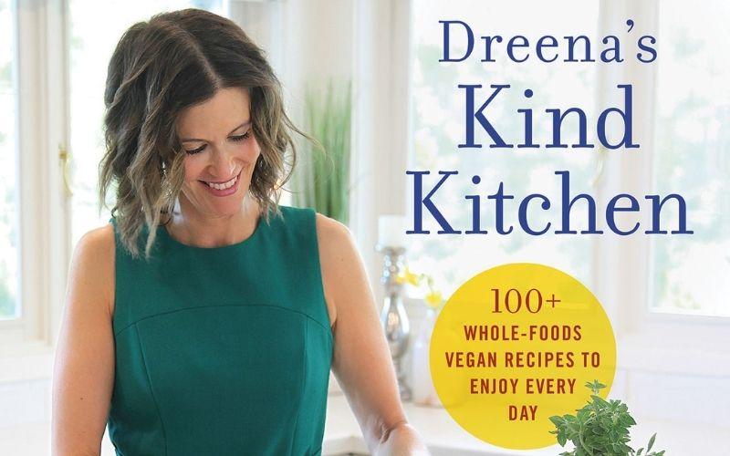 Dreena Burton's 20 years as a vegan cookbook author and parent