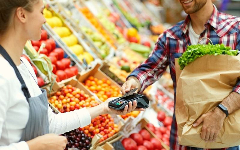 Paying for produce - Meal planning priorities