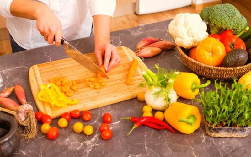 Cooking gratitude
